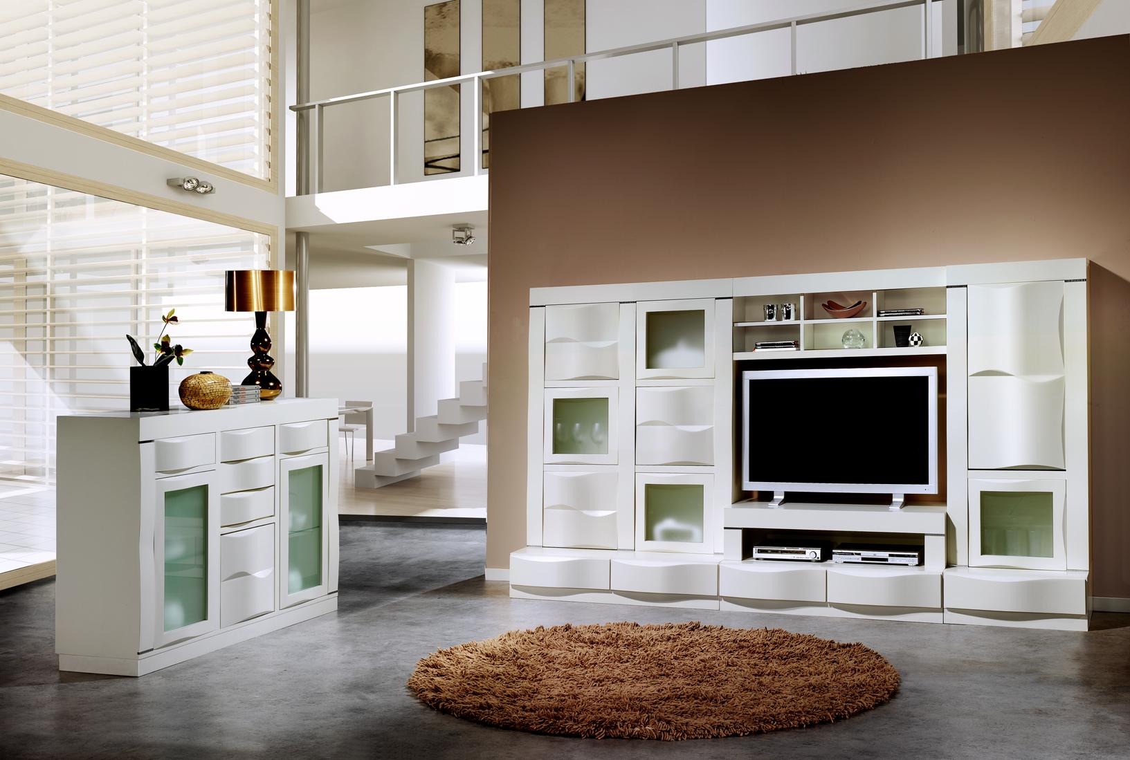Muebles Originales Para Salon Free Salones Pequeos Y With Muebles  # Muebles Gaudi Guadalajara