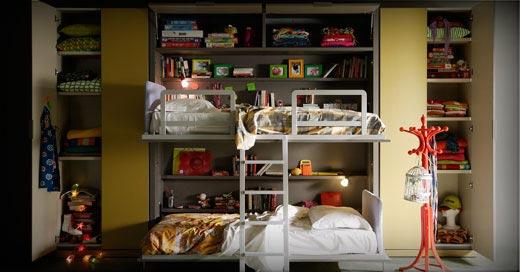 Literas abatibles mobel madrid online for Programa amueblar habitacion