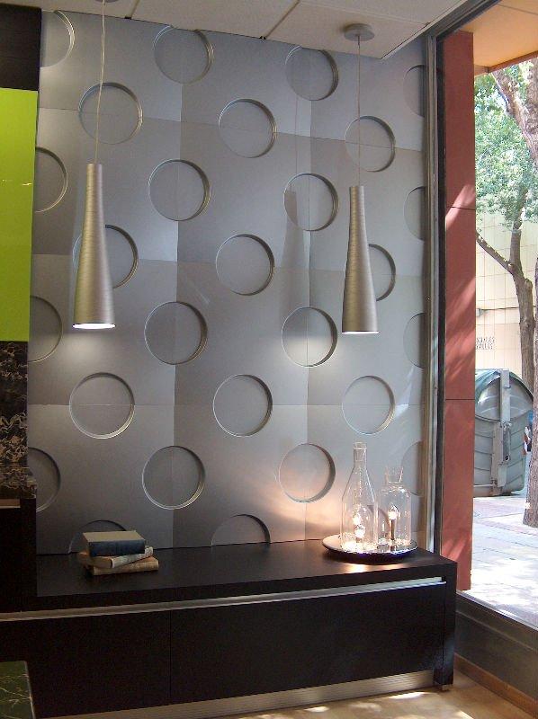 Decorative Acrylic Wall Panels : Revestimientos únicos mobel madrid online
