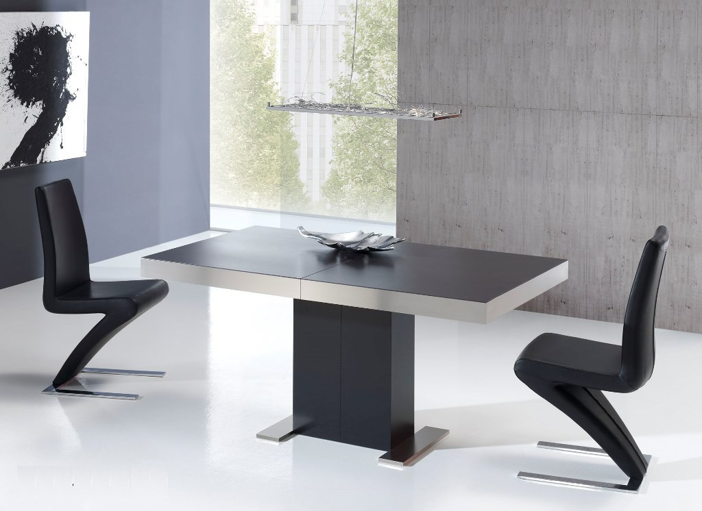 Mesa de comedor intempo mobel madrid online for Mesas salon comedor extensibles