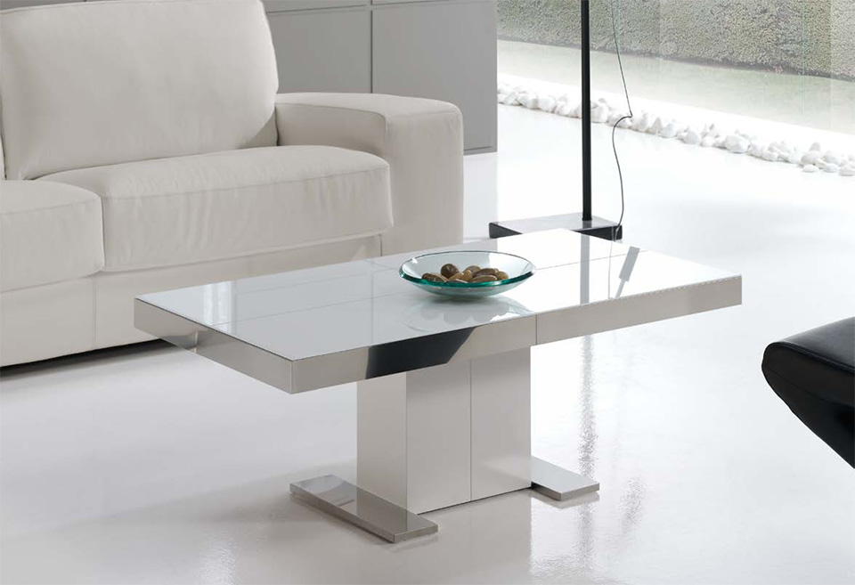 Mesa de comedor intempo mobel madrid online for Mesas diseno barcelona
