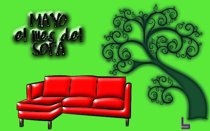 Mayo: El mes del Sofá
