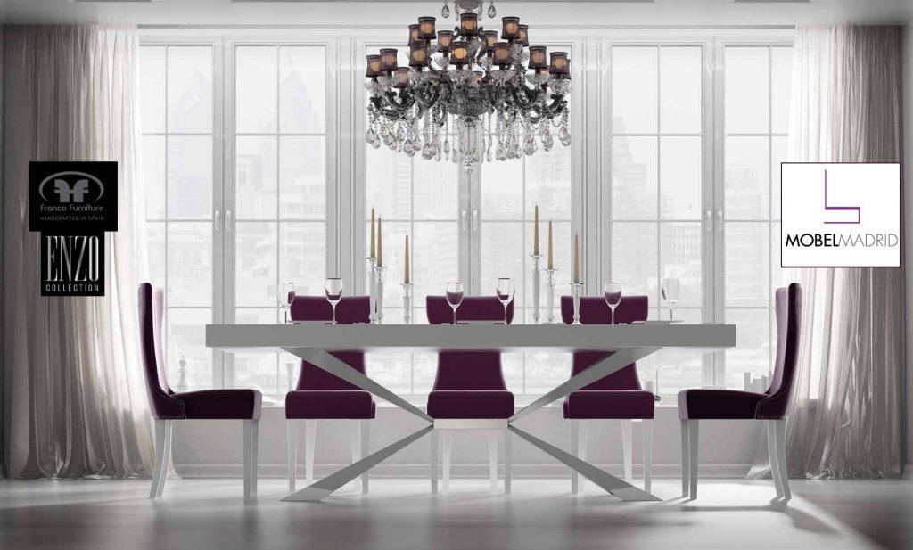 Sal n enzo by franco furniture mobel madrid online for Muebles online espana