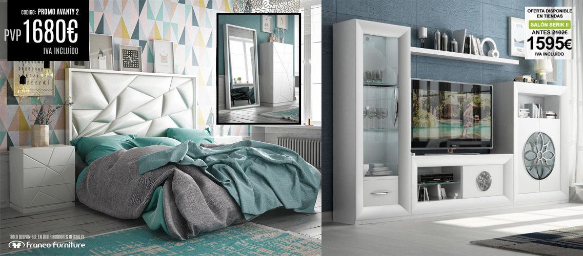 Ofertas limitadas Franco Furniture